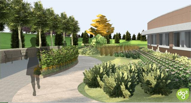 Christian Northwast Garden 1