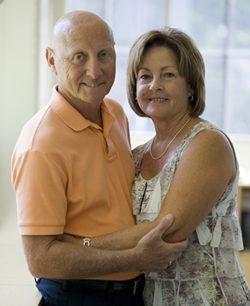 Ron and Debbie Covilli